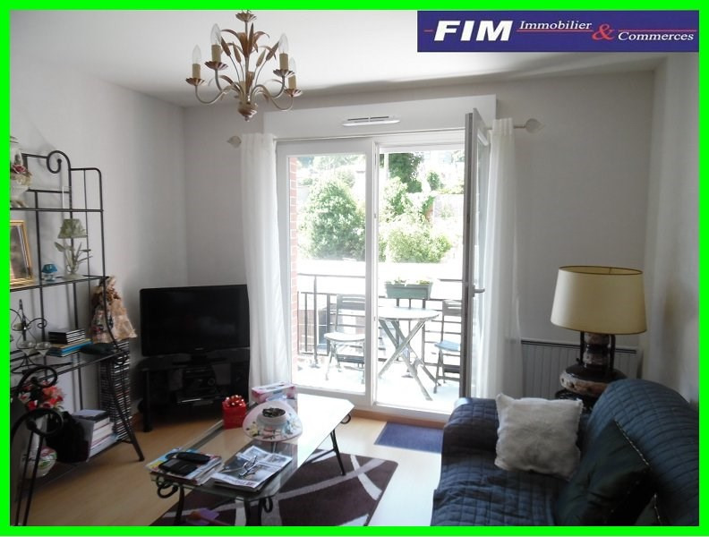 Sale apartment Le treport 127000€ - Picture 1