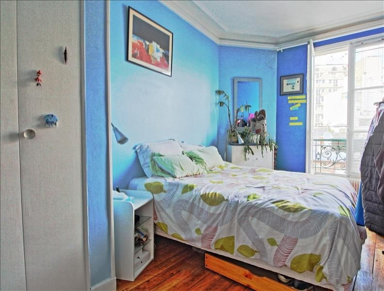 Venta  apartamento Paris 20ème 525000€ - Fotografía 3