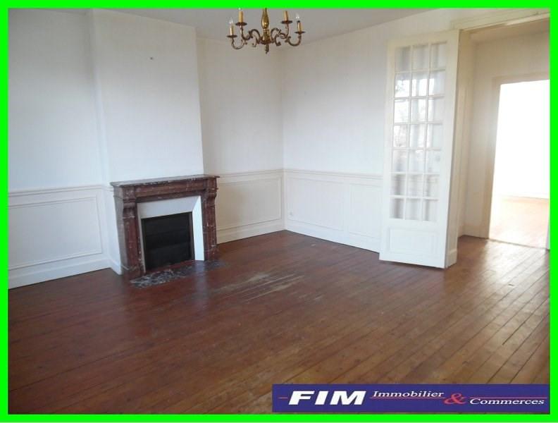 Sale apartment Eu 116000€ - Picture 1