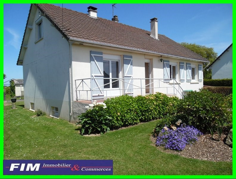 Vente maison / villa Eu 147000€ - Photo 1