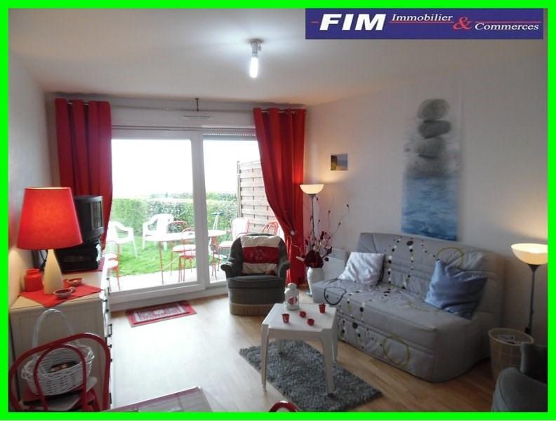 Vente appartement Criel sur mer 115500€ - Photo 1