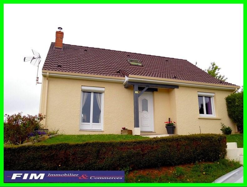 Vente maison / villa Secteur gamaches 158000€ - Photo 1