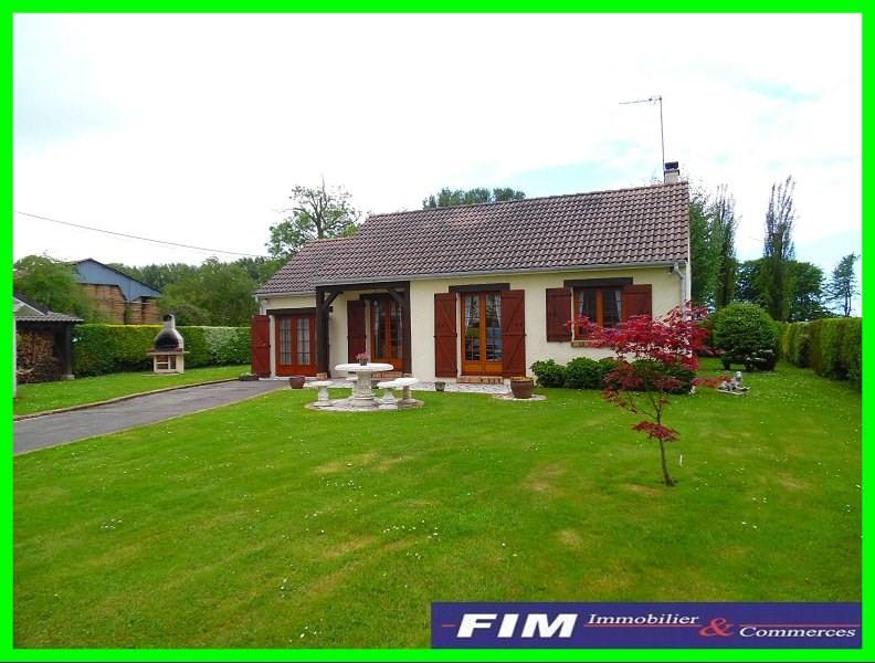 Vente maison / villa Secteur eu 122000€ - Photo 1