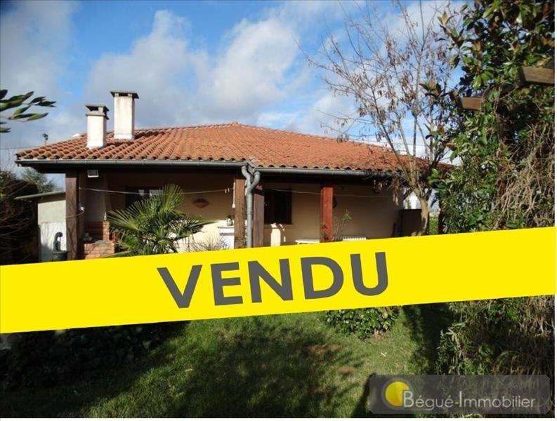 Vente maison / villa Brax 290000€ - Photo 1