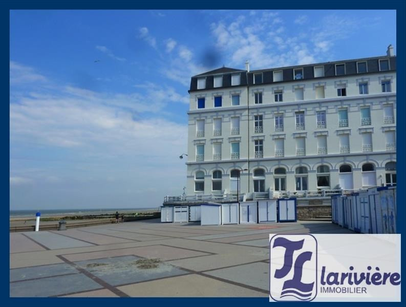Vente appartement Wimereux 240000€ - Photo 1