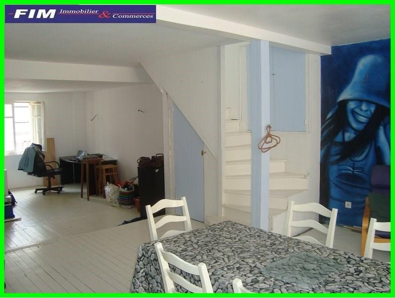 Sale apartment Le treport 75000€ - Picture 1