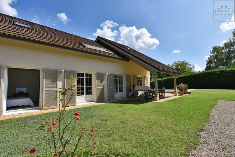 Sale house / villa Saint cyr au mont d'or 775000€ - Picture 2