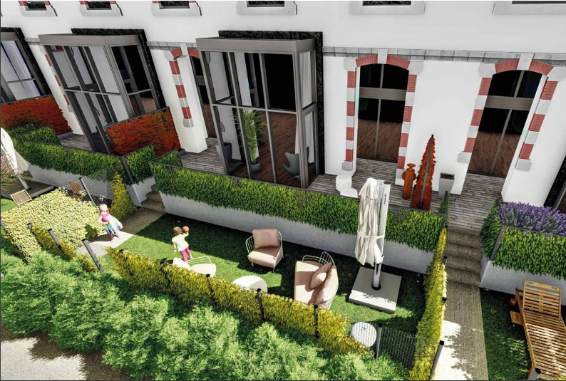 Investment property apartment La rochelle 471032€ - Picture 3