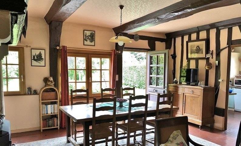 Vente maison / villa Epreville 190000€ - Photo 5