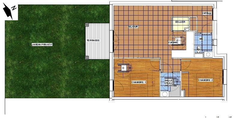 Sale apartment Pau 146750€ - Picture 5