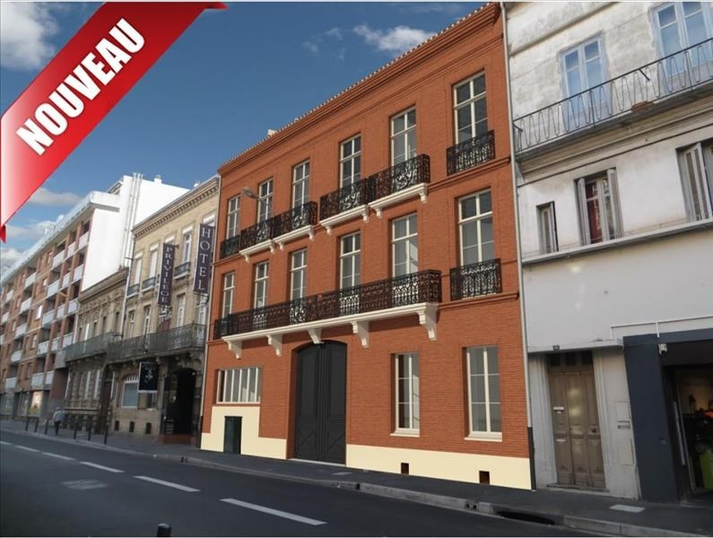Vente appartement Toulouse 166 000€ - Photo 1