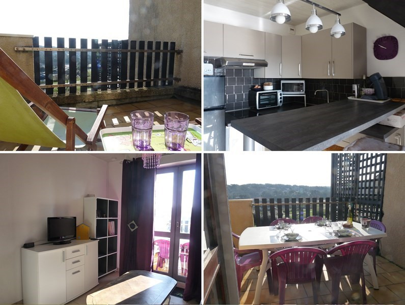 Location vacances appartement Lacanau-ocean 481€ - Photo 1