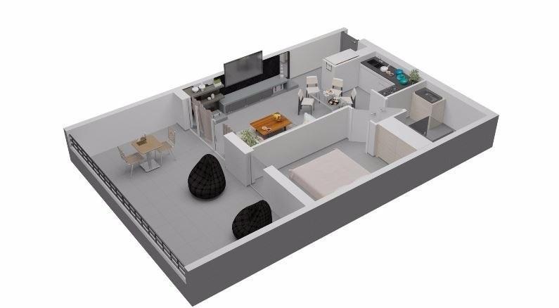 Vente appartement Porticcio (pietrosella) 215000€ - Photo 2