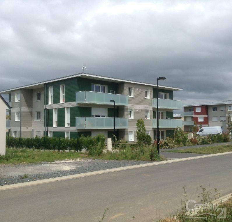 Location appartement Bieville beuville 626€ CC - Photo 1