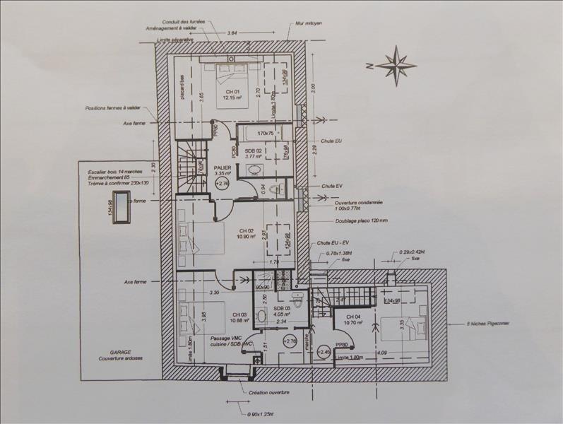 Sale house / villa Carnac 149600€ - Picture 3