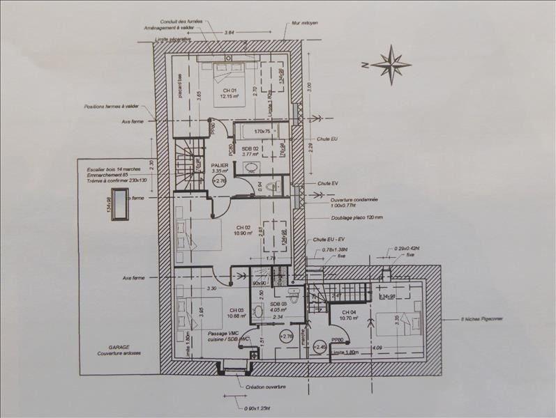 Vente maison / villa Carnac 149600€ - Photo 3