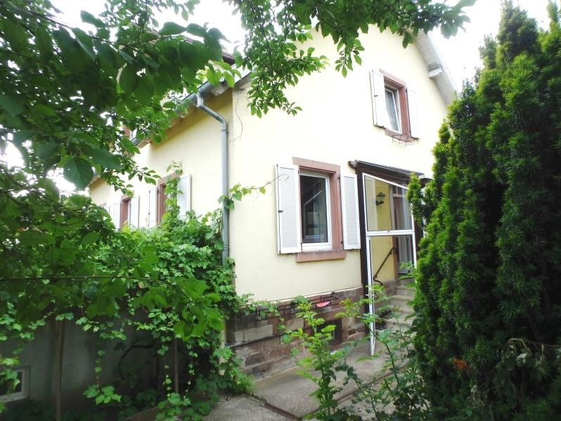 Sale house / villa Saverne 263 500€ - Picture 1