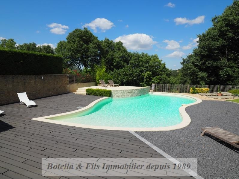Immobile residenziali di prestigio casa Uzes 890000€ - Fotografia 8