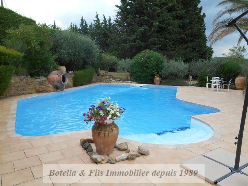 Vente de prestige maison / villa St paulet de caisson 640000€ - Photo 4