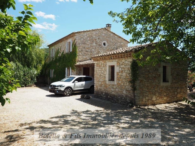 Vente de prestige maison / villa Goudargues 526000€ - Photo 15