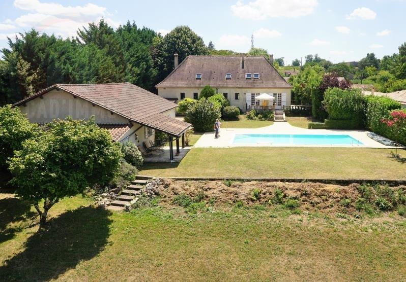 Sale house / villa Monbazillac 412500€ - Picture 1