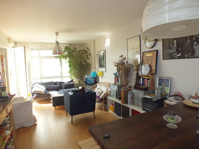 Vente appartement Paris 19ème 525000€ - Photo 2