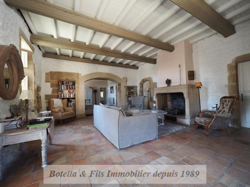 Vente de prestige maison / villa Uzes 2200000€ - Photo 6