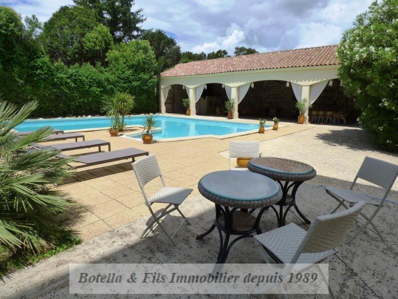 Verkoop van prestige  huis Uzes 789500€ - Foto 2