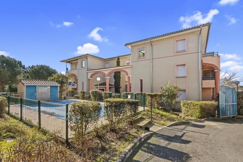 Rental apartment L union 475€ CC - Picture 8