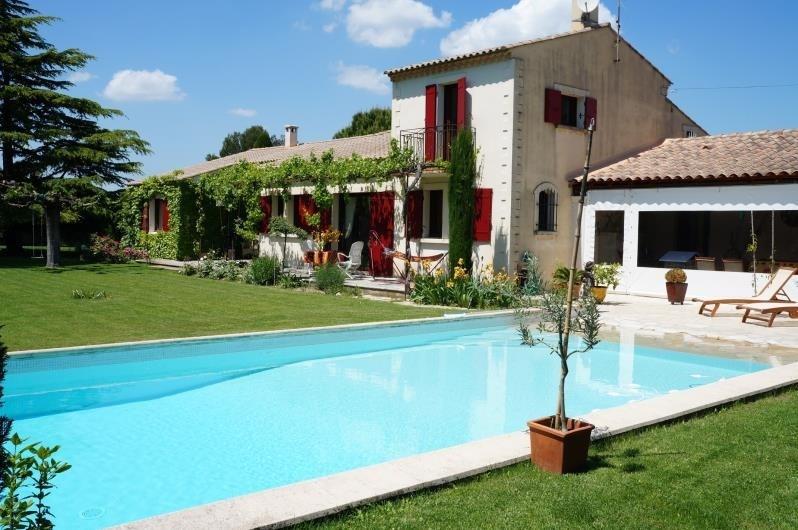Immobile residenziali di prestigio casa St remy de provence 1155000€ - Fotografia 1