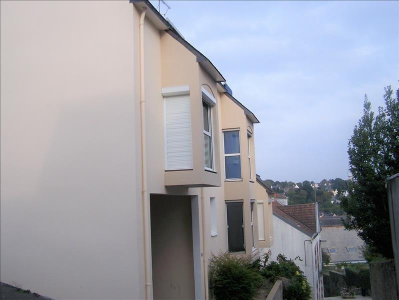 Rental apartment Quimperle 375€ CC - Picture 1