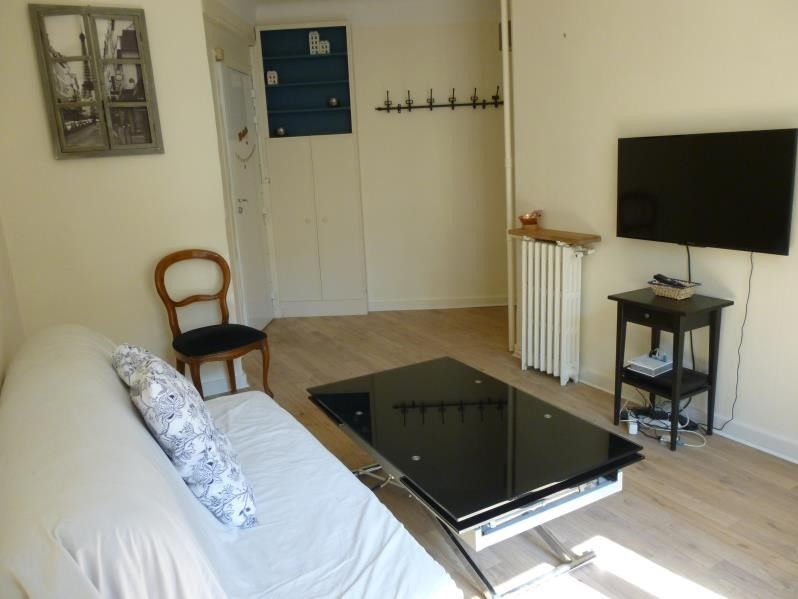 Sale apartment Paris 20ème 260 000€ - Picture 3