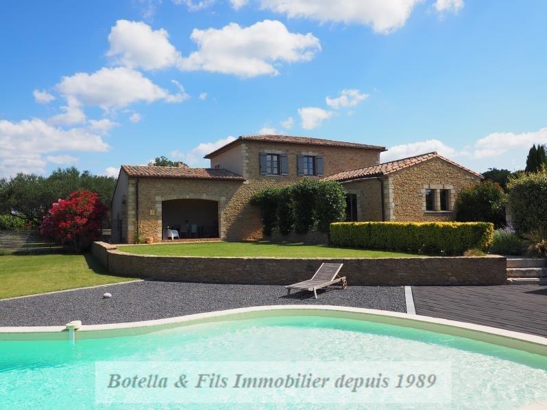 Vente de prestige maison / villa Uzes 890000€ - Photo 11