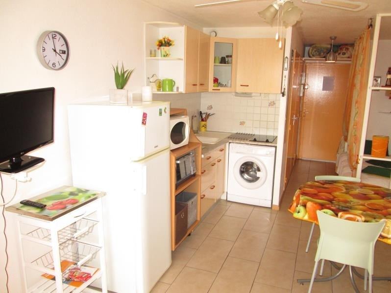 Vente appartement Balaruc les bains 117000€ - Photo 2