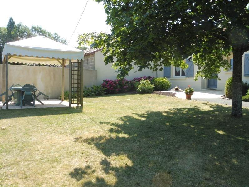 Vente maison / villa St remy en mauges 170700€ - Photo 5