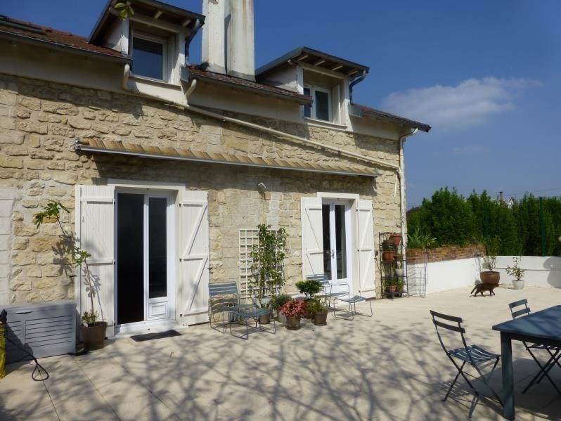 Vente appartement Villennes sur seine 520000€ - Photo 1