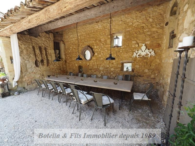 Vente de prestige maison / villa Uzes 2200000€ - Photo 14