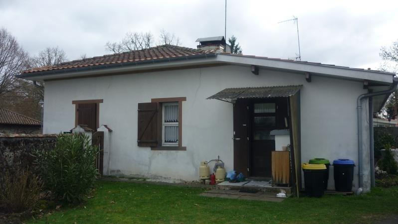 Vente maison / villa Commensacq 117000€ - Photo 4