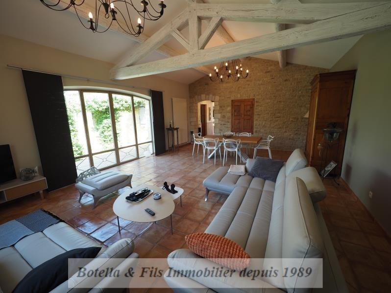 Immobile residenziali di prestigio casa Uzes 890000€ - Fotografia 4