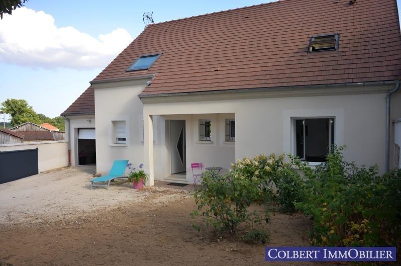 Vente maison / villa St georges sur baulche 277000€ - Photo 1