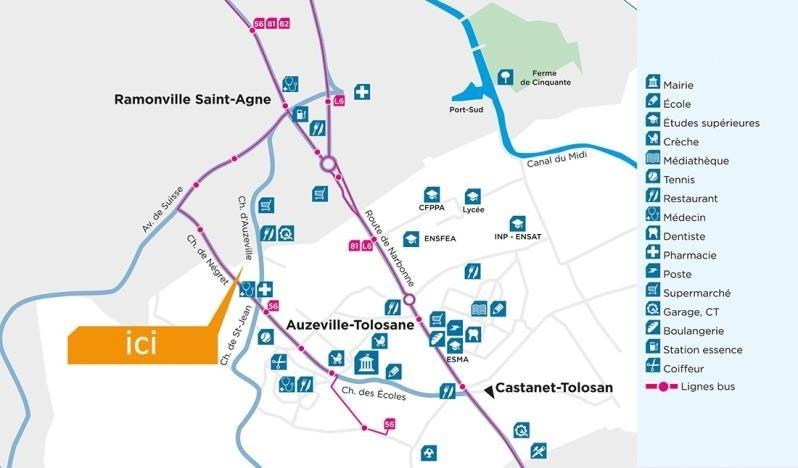 Vente appartement Auzeville 316000€ - Photo 9