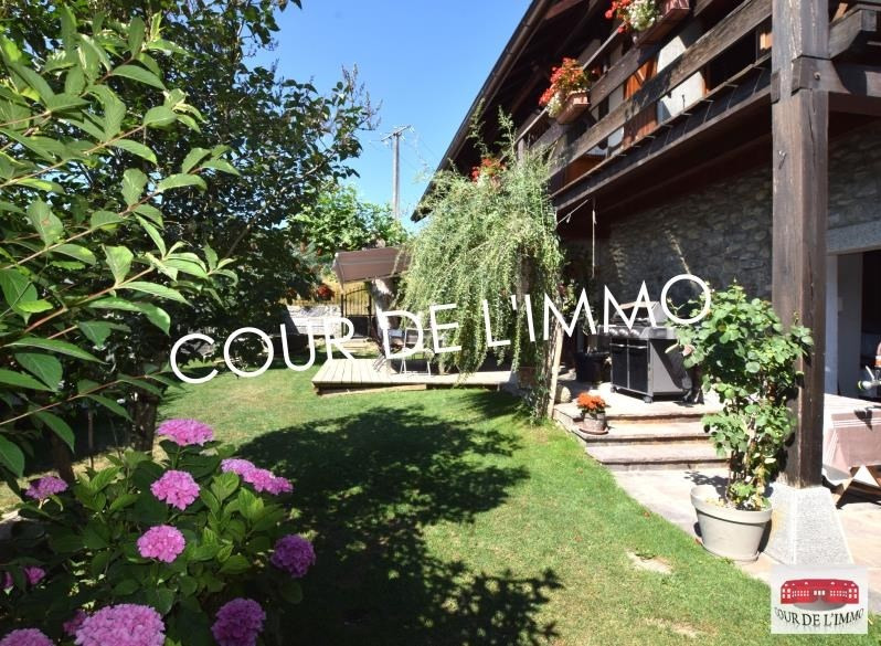 Deluxe sale house / villa Esery 659000€ - Picture 2