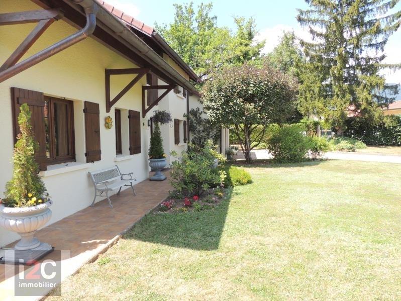 Vente maison / villa Cessy 675000€ - Photo 13
