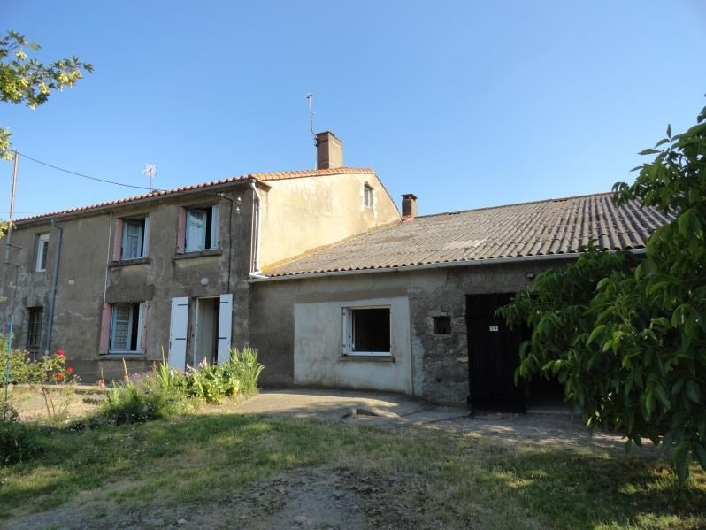 Vente maison / villa Getigne 135 900€ - Photo 1