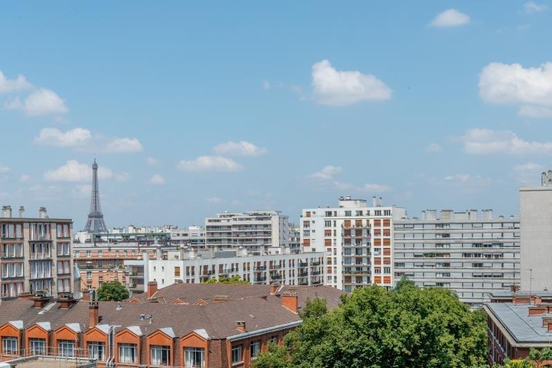 Verkoop  appartement Paris 15ème 292600€ - Foto 3