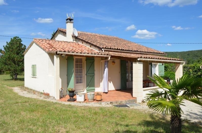 Vente maison / villa Lagorce 189000€ - Photo 1