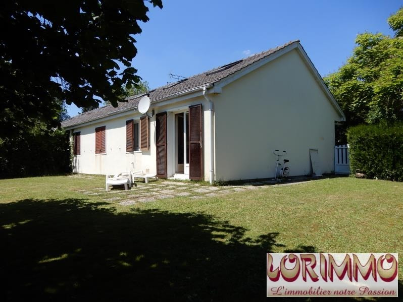 Vente maison / villa Mennecy 275 000€ - Photo 1