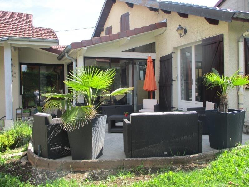 Vente maison / villa Oyonnax 260000€ - Photo 1