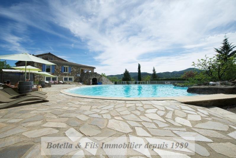 Deluxe sale house / villa Les vans 630000€ - Picture 16