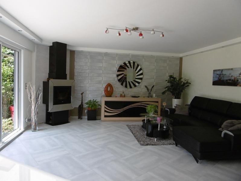 Sale house / villa Le mesnil esnard 365000€ - Picture 2